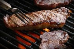 Bison Top Sirloin Steak 7-9 oz.